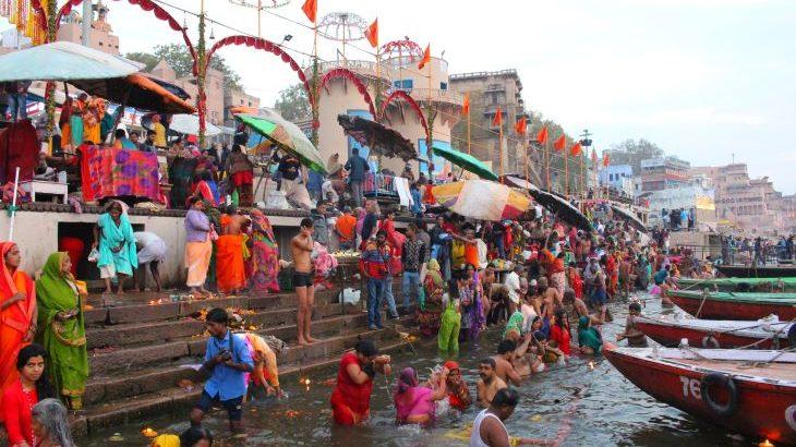 辛い物苦手な私がインドへ行く!デリー、ベナレス、アグラ、ジャイプール8日間の旅!
