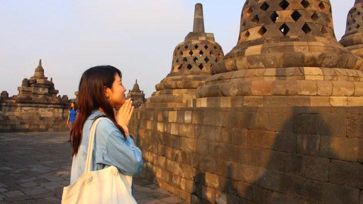 来たれ遺跡好き!ハリラヤのインドネシアで世界遺産を巡る旅!