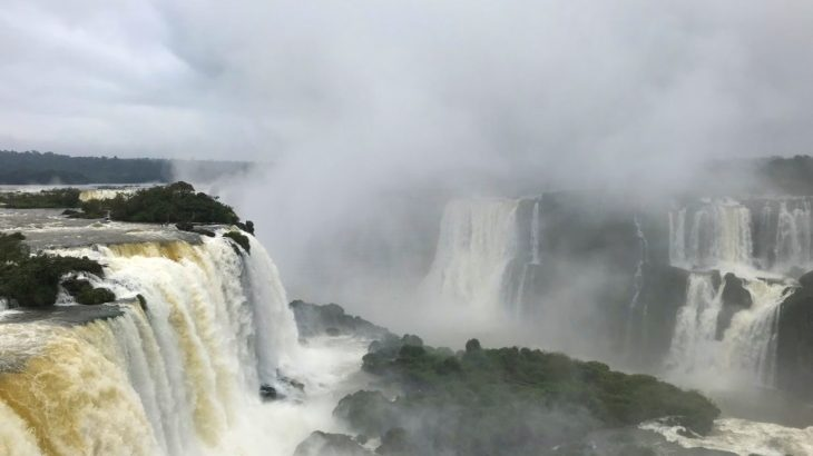 友人にもう一度会いたい!から始まるブラジル3都市周遊の旅