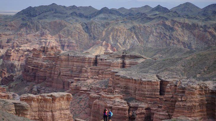 アメリカやヨーロッパにも負けない中央アジア〜タジキスタン・キルギス・カザフスタンの大自然、おまけでタシケント〜