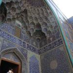 ペルシャブルーを堪能 イランを旅してきました