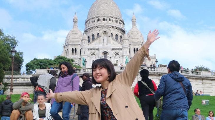 「あれ?パリジャン優しいじゃん!」やさしいフランス語と巡る、花の都・パリの旅。
