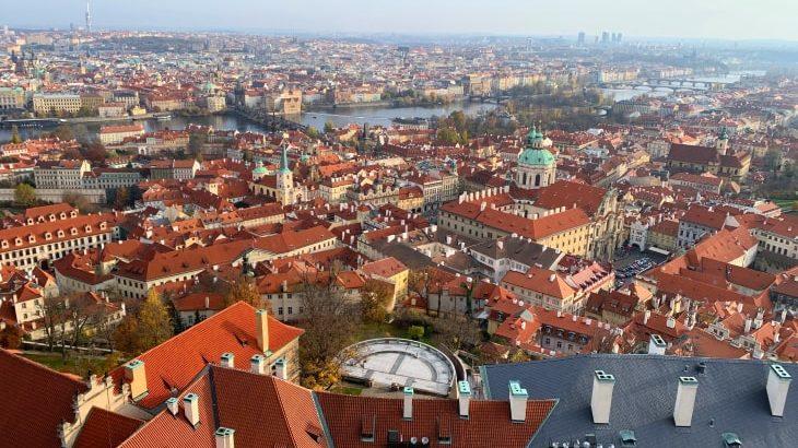 歩け歩け!日が暮れるのが早い急げ急げの冬のヨーロッパ★★★★★ワルシャワ・クラクフ・プラハ・ブダペストの旅
