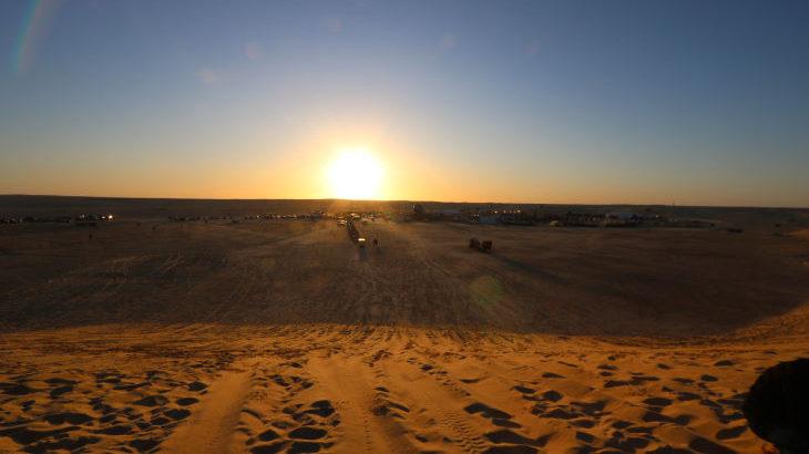 映画ロケ地で人気のチュニジアは波乱万丈の国なんです。
