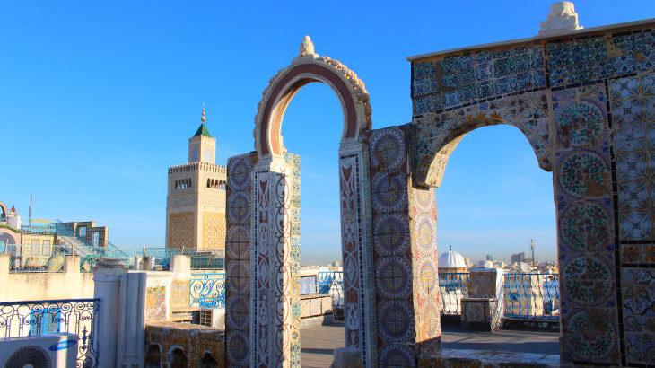 気分はミステリーハンター☆謎めく魅惑の中東3カ国周遊の旅〜チュニジア&ヨルダン&エジプト〜